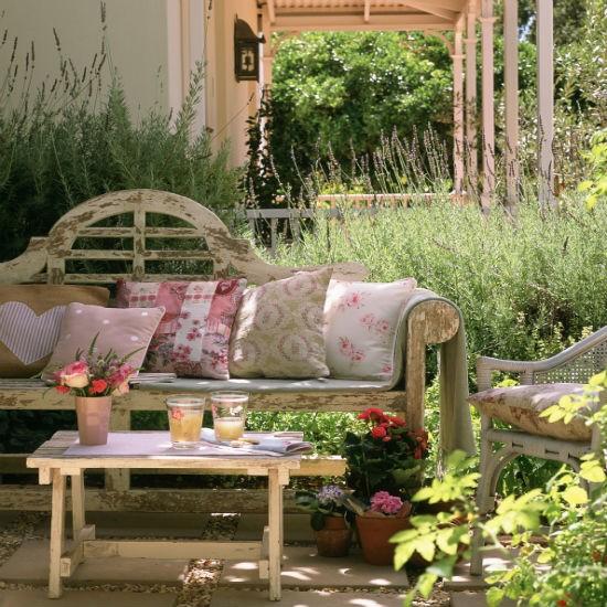 Ландшафтный дизайн в стиле прованс: французская изысканность и простота - Тверские газоны